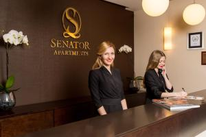 Апарт-отель Senator Apartments Executive Court - фото 8