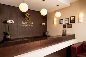 Апарт-отель Senator Apartments Executive Court - фото 10