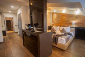Solun Hotel & SPA, Hotely  Skopje - big - 124