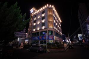 Hotel Gray, Hotels  Changwon - big - 40