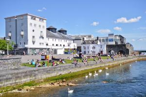 7 Earls Island, Apartments  Galway - big - 11