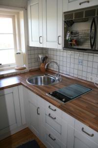 Reetdach Friesenhof Süderende, Appartamenti  Westerland - big - 8