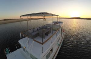 Barco Casa - Ilha da Culatra