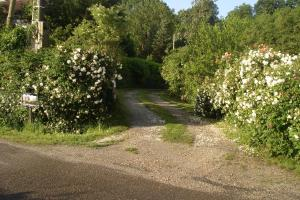 Gîte Au Jardin, Nyaralók  Meilhan-sur-Garonne - big - 43