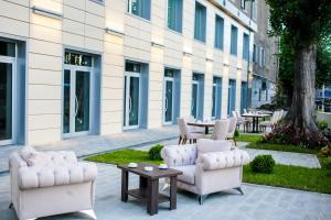 Тбилиси - GSG Hotel
