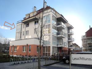 Apartment Leuchtturm 16, Apartmanok  Großenbrode - big - 45