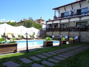 Einstein House & Spa, Guest houses  Marchevo - big - 72