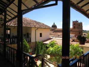 Hotel Corata, Отели  Barichara - big - 1