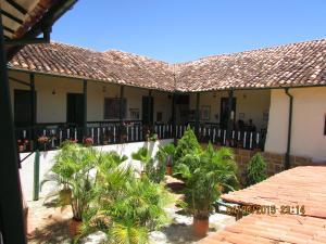 Hotel Corata, Отели  Barichara - big - 22