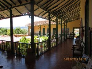 Hotel Corata, Отели  Barichara - big - 23