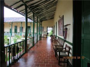 Hotel Corata, Отели  Barichara - big - 35