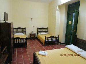 Hotel Corata, Отели  Barichara - big - 17
