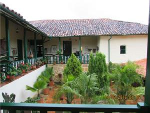 Hotel Corata, Отели  Barichara - big - 42