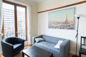 Two-Bedroom Apartment Boulevard de Picpus