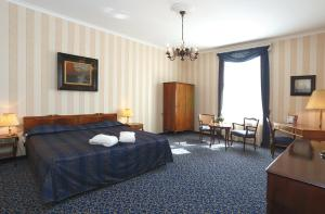 Danubius Grand Hotel Margitsziget, Hotely  Budapešť - big - 60