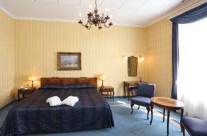 Danubius Grand Hotel Margitsziget, Hotely  Budapešť - big - 56