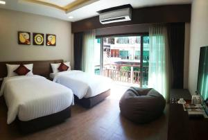 The Agate Pattaya Boutique Resort, Resorts  Pattaya South - big - 16