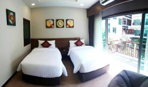 The Agate Pattaya Boutique Resort, Resorts  Pattaya South - big - 15