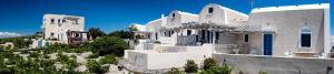 Aegagros Caldera Houses(Megalochori)