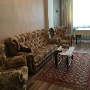 Saryan Street and Mashtots blvd area, Apartmány  Yerevan - big - 3