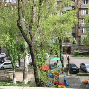 Saryan Street and Mashtots blvd area, Апартаменты  Ереван - big - 6