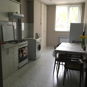 Saryan Street and Mashtots blvd area, Apartmány  Yerevan - big - 12