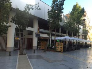 Apartamentos Gold Cervantes, Apartmány  Málaga - big - 30
