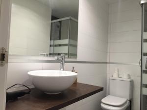 Apartamentos Gold Cervantes, Ferienwohnungen  Málaga - big - 19