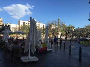 Apartamentos Gold Cervantes, Ferienwohnungen  Málaga - big - 32