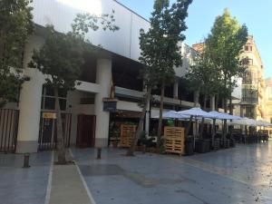 Apartamentos Gold Cervantes, Apartmány  Málaga - big - 35