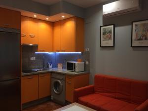 Apartamentos Gold Cervantes, Ferienwohnungen  Málaga - big - 8