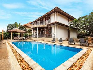 Villa Ban Talay Khaw B10 -4Bed with Pool in Samui Koh Samui