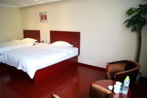 GreenTree Inn JiangSu XuZhou Pizhou Railway Station Jiefang West Road Business Hotel, Hotels  Pizhou - big - 17
