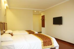GreenTree Inn JiangSu XuZhou Pizhou Railway Station Jiefang West Road Business Hotel, Hotels  Pizhou - big - 21