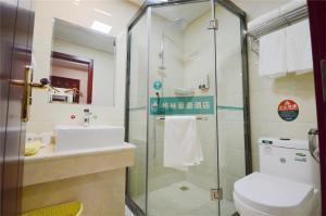 GreenTree Inn Jiangsu Lianyungang Hualian Building Business Hotel, Hotel  Lianyungang - big - 14