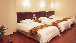 GreenTree Inn Jiangsu Lianyungang Hualian Building Business Hotel, Hotel  Lianyungang - big - 33