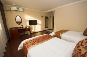 GreenTree Inn Jiangsu Lianyungang Hualian Building Business Hotel, Hotel  Lianyungang - big - 36