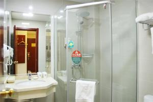 Double Room GreenTree Inn JiangSu XuZhou PiZhou Xinsu Center Fuzhou Road Express Hotel