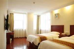 GreenTree Inn Jiangsu Nantong Rugao Bus Station Business Hotel
