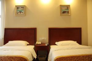 Review GreenTree Inn Tianjin Binhai New Area Taida Hotel