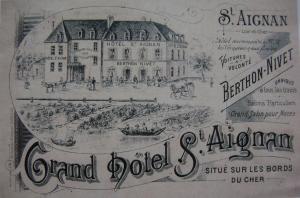 Grand Hôtel Saint-Aignan