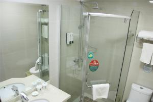 GreenTree Inn JiangXi GanZhou SanKang Temple DaRunFa Express Hotel, Hotely  Ganzhou - big - 29