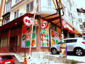 Uyutnaya kvartira s evroremontom, Apartments  Sochi - big - 19