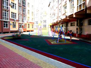 Uyutnaya kvartira s evroremontom, Apartments  Sochi - big - 6