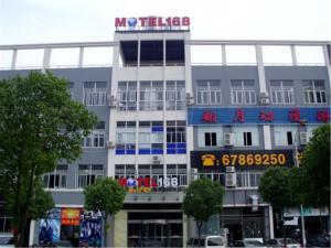 Motel Shanghai Jiuting Metro Station Laiyin Road