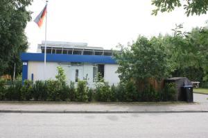 Ahoi-Gästehaus, Penziony  Hamburk - big - 38