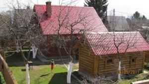 Коттедж На Ягодной 140 - фото 23