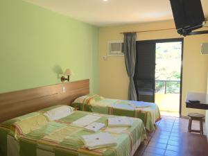 Hotel Ponta das Toninhas, Hotely  Ubatuba - big - 10