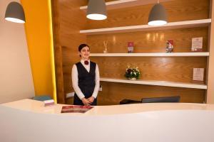 Dilo Hotel, Hotely  Tirana - big - 39