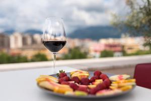 Dilo Hotel, Hotely  Tirana - big - 35